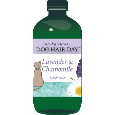 Lavender and Chamomile Dog Hair Day Shampoo