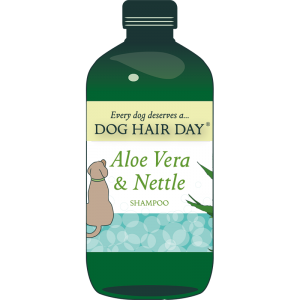 Aloe Vera and Nettle Dog Hair Day Shampoo