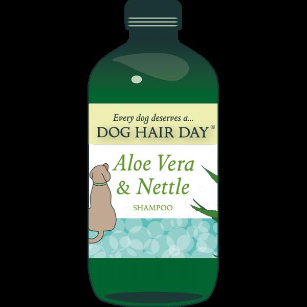 Aloe Vera and Nettle Dog Hair Day Shampoo