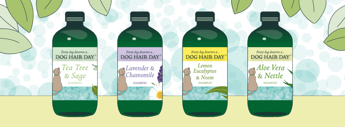 Dog Hair Day range