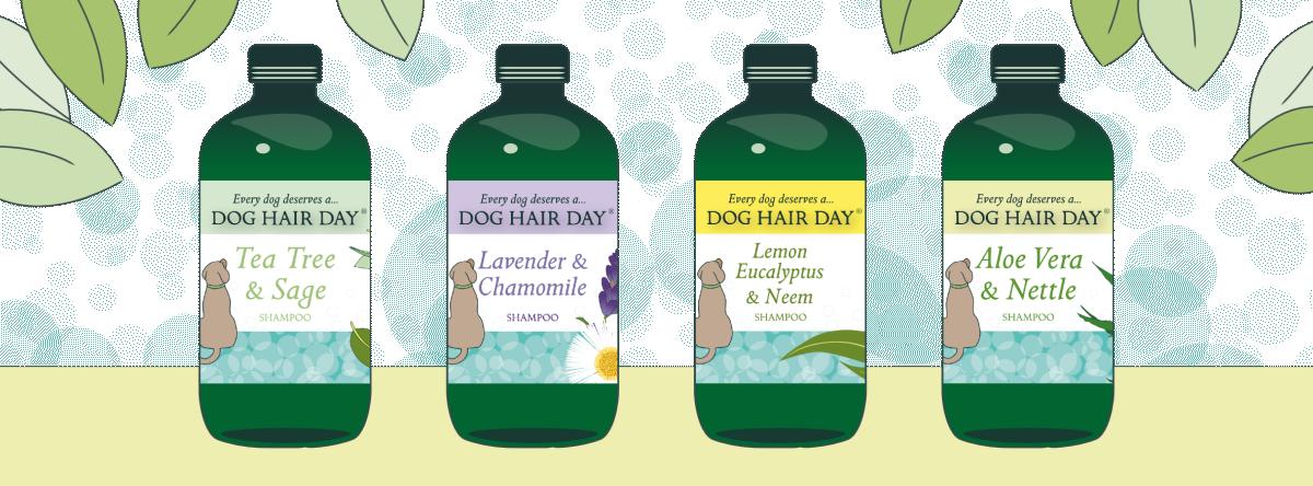 Dog Hair Day range