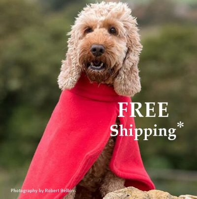 Original Trover Red Bone Dry Coat